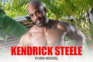 Porn Model Kendrick Steele