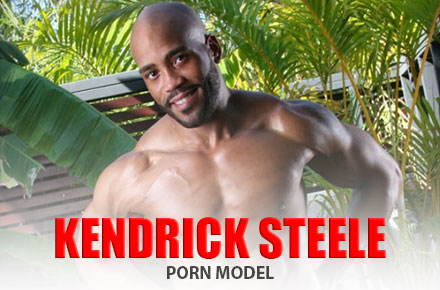Kendrick Steele | Porn Model
