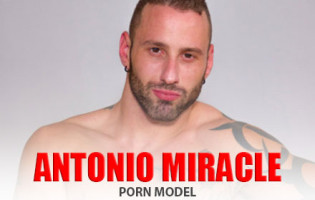 Porn Model Antonio Miracle