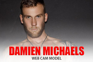 Web Cam Model Damien Michaels