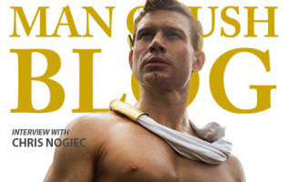 Hooking Up (Again) With … Model Chris Nogiec