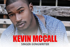 Singer-Songwriter Kevin McCall