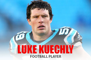 Football Player Luke Kuechly