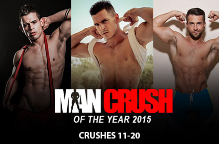 Man Crush of the Year 2015 | 11-20
