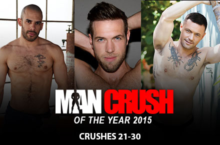 Man Crush of the Year 2014 | 21-30