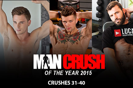 Man Crush of the Year | 31-40