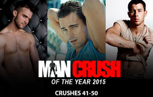 Man Crush of the Year 2015: 41-50