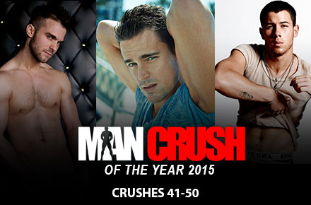 Man Crush of the Year 2015 | 41-50