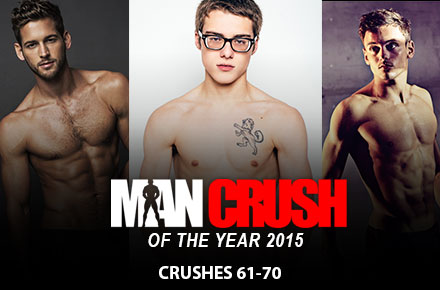 Man Crush of the Year | 51-50