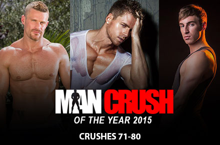 Man Crush of the Year 2015 | 71-80