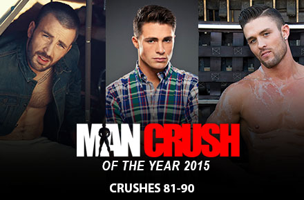 Man Crush of the Year 2015 | 81-90