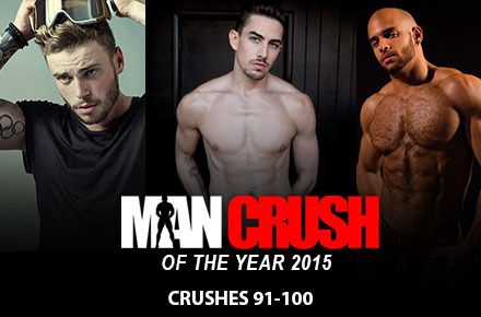 Man Crush of the Year 2015 | 91-100