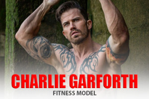 Fitness Model Charlie Garforth