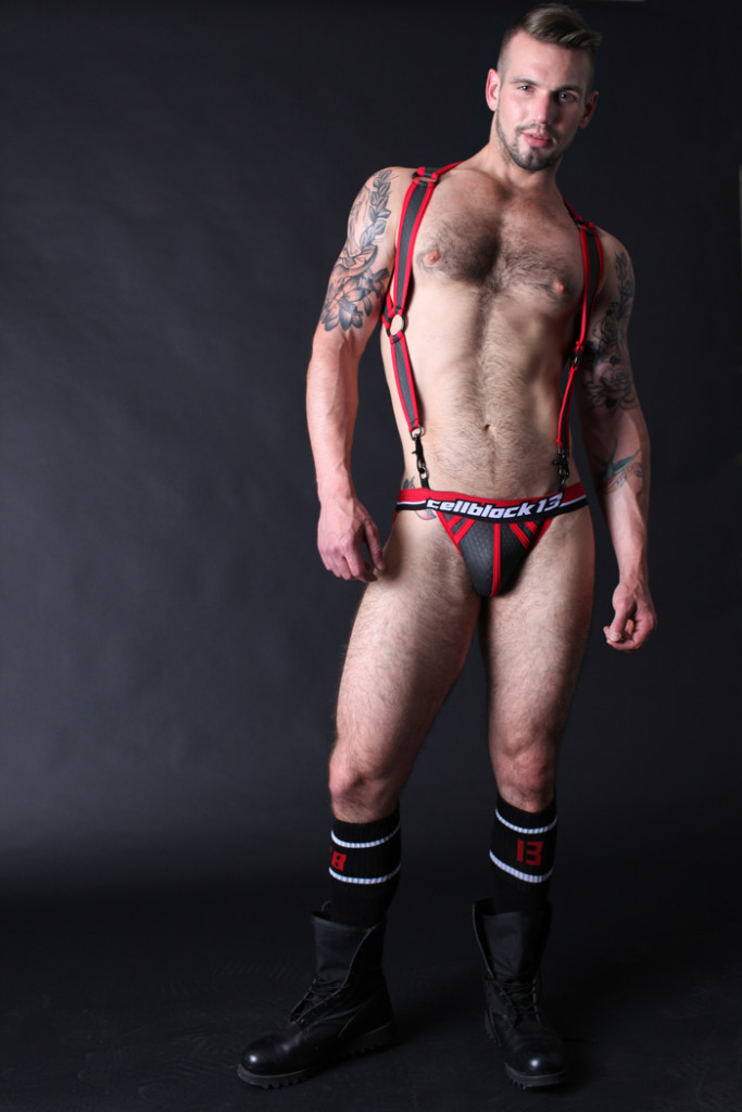 Chris Harder | CellBlock13/Timoteo