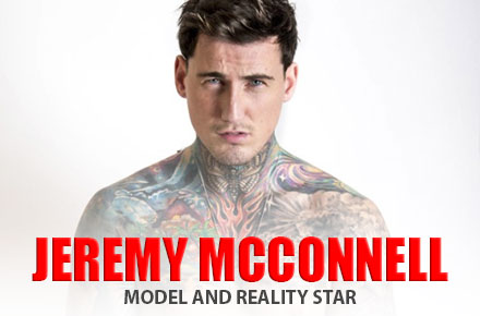 Jeremy McConnell | Model and Reality Star