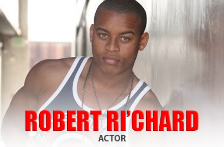 Robert Ri'chard | Actor