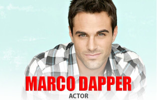 Actor Marco Dapper
