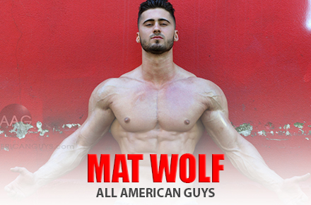 Mat Wolf | All American Guys