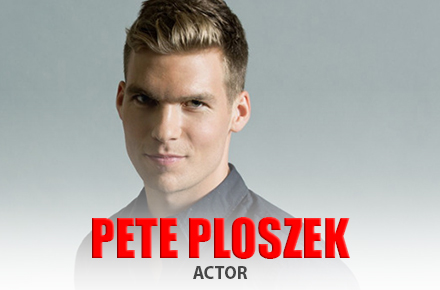Pete Ploszek | Actor