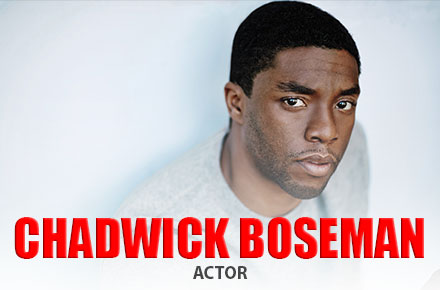 Chadwick Boseman | Actor