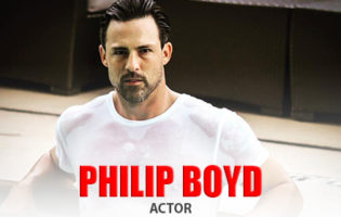 Actor Philip Boyd