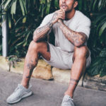Leon Scott | Model and Footballer
