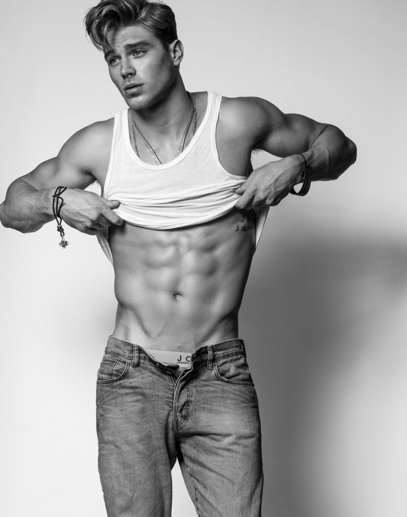 Matthew Noszka | Male Model