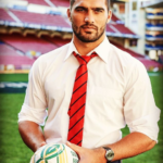 Damian de Allende | Rugby Player