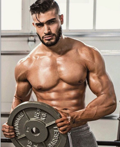 Sam Asghari | Fitness Model