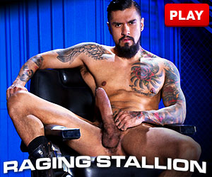 Raging Stallion Boomer