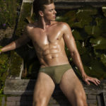Lucas Burggraaf for Garçon Model | Tuscany Collection