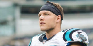Christian McCaffery | Football Player