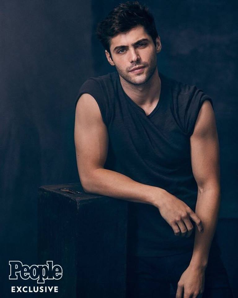 Actor Matthew Daddario