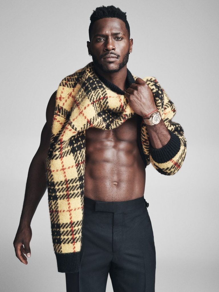 Antonio Brown | Football Player